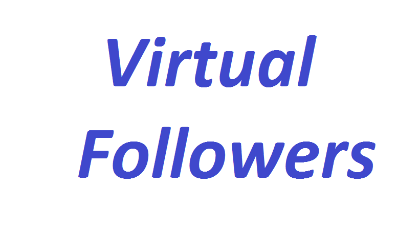 Get 1000 Virtual Followers Fast
