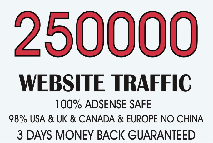 80k Google And Adsense Safe Traffic