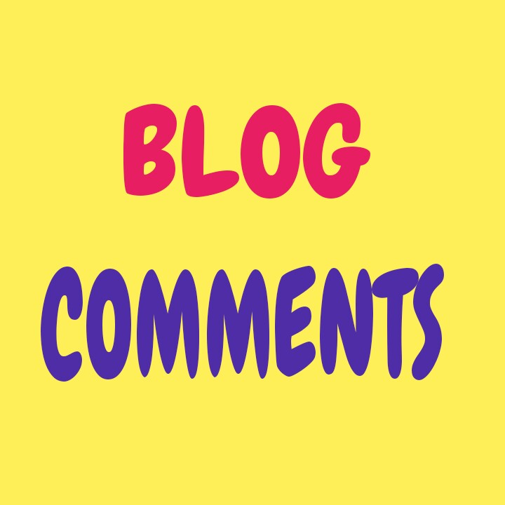 Provide You manually 199 High PR Seo Blog Comments Backlinks very fast