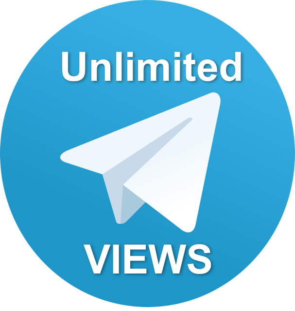 Add unlimited view to telegram channel for 1 week