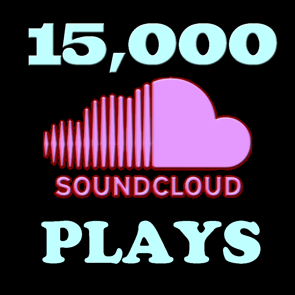 Instant start 15,000 Sound.Cloud Track Listens complete in 6-12 Hours