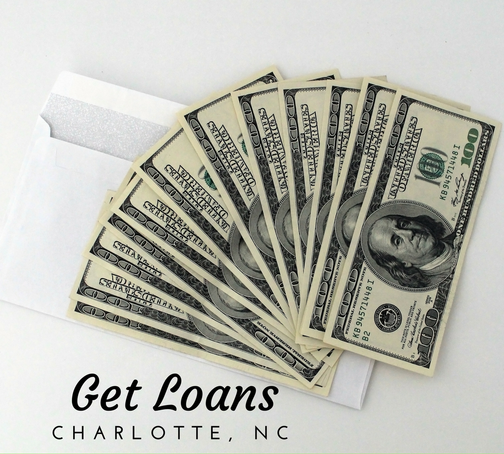 Loans For Charlotte , NC Residents