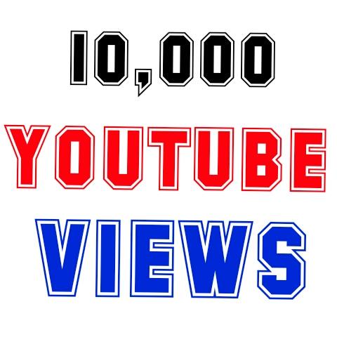10,000 Y0U TUBE VIEWS NONDROP FAST DELIVERY REFILL GARENTE