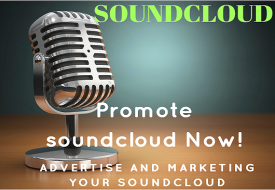 viral music promotion for your soundcloud 300+ play