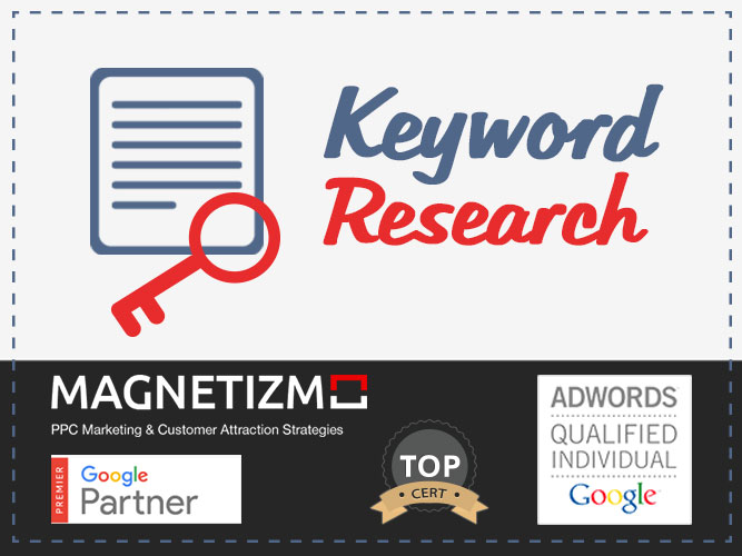 Provide Keywords for your Google AdWords Campaign