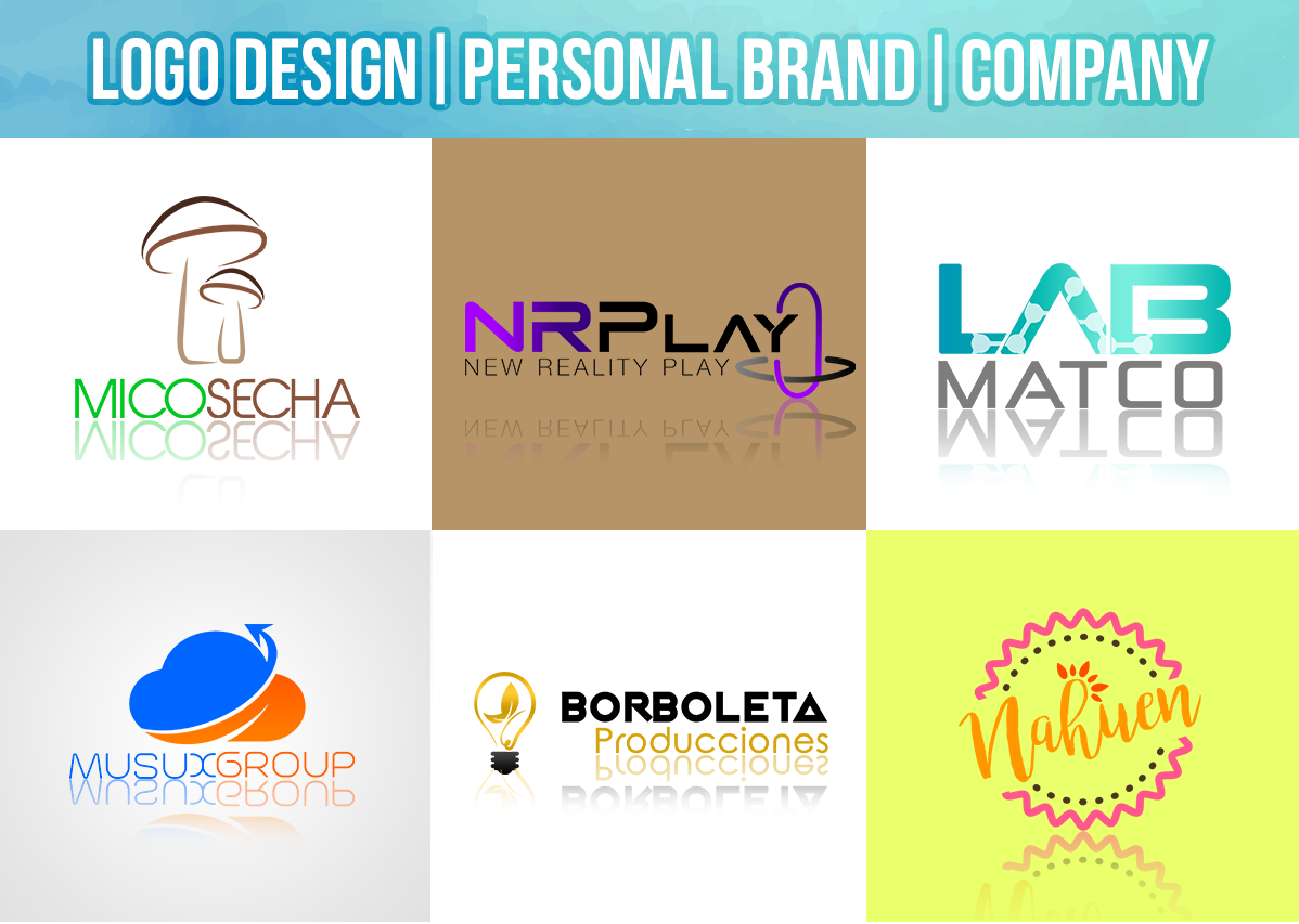 Design your an Outstanding Logo Business or Personal