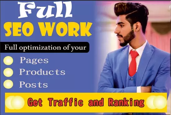 Website SEO - Optimize All Posts And Pages Of Your Website
