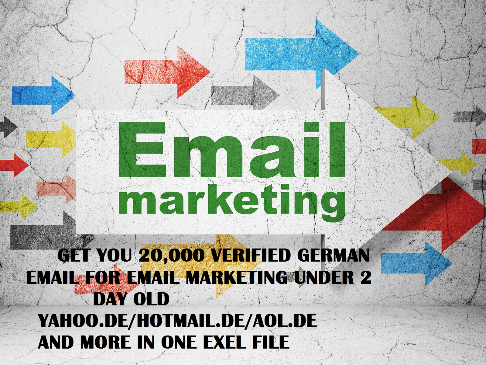 will give you clean niche based email list