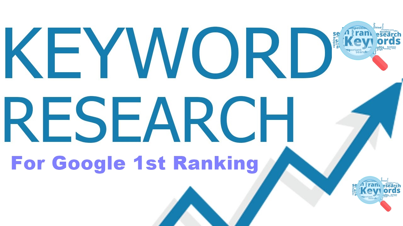 Provide keyword research & competitor Analysis