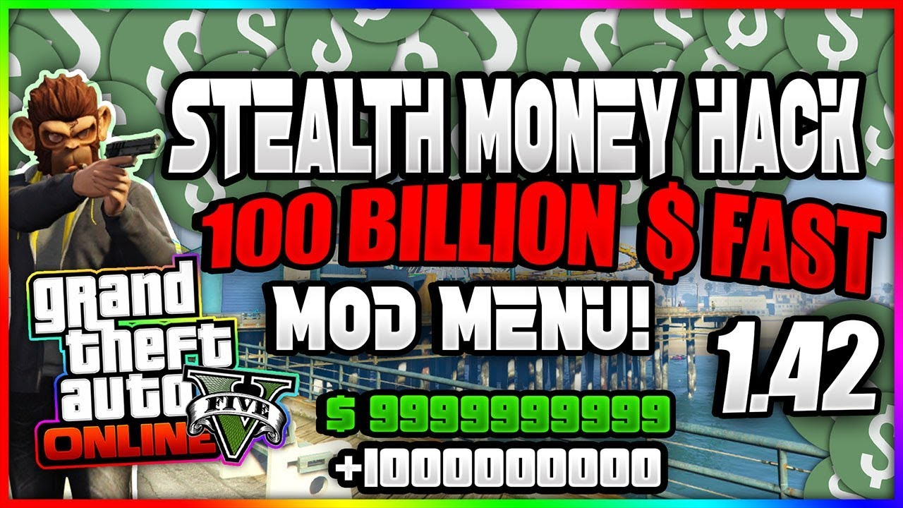 GTA V ONLINE PC 400 MILLION STEALTH CASH ONLY
