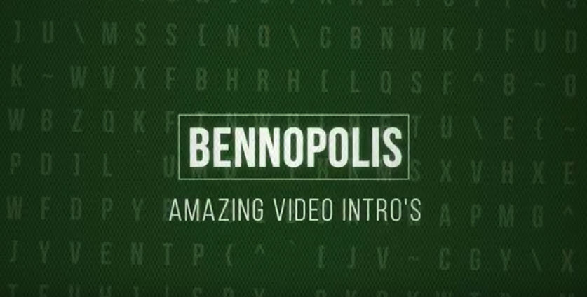 I Create 3 video's intro's within 24 hours four your business