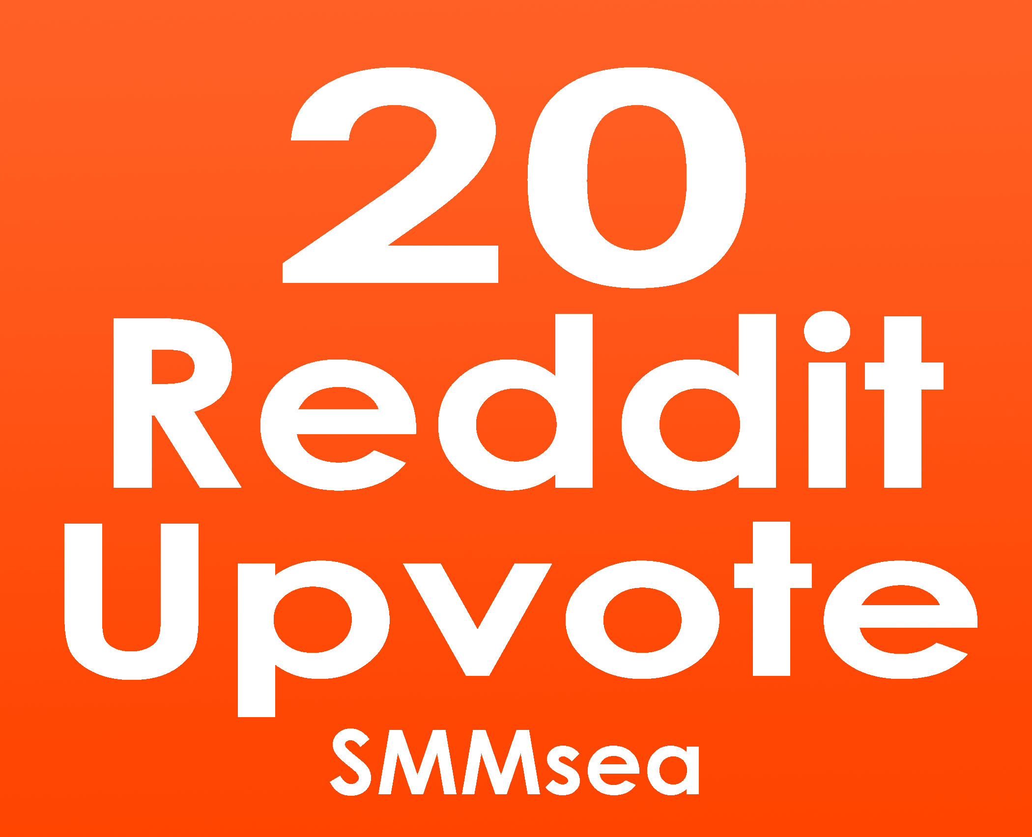 Give 20 Reddit Upvote To Your Post With Real Accounts