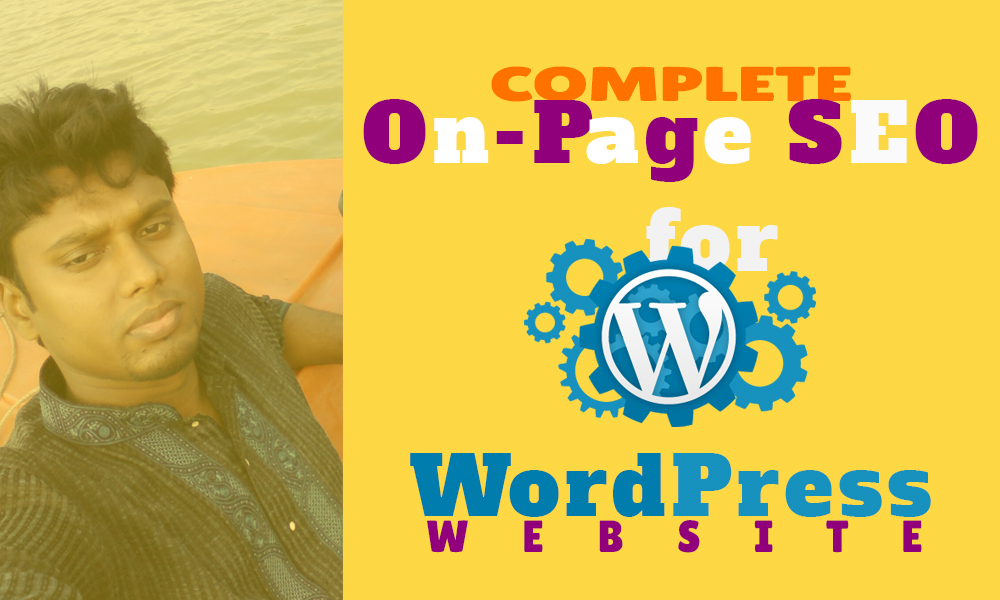 On Page SEO For Wordpress Website