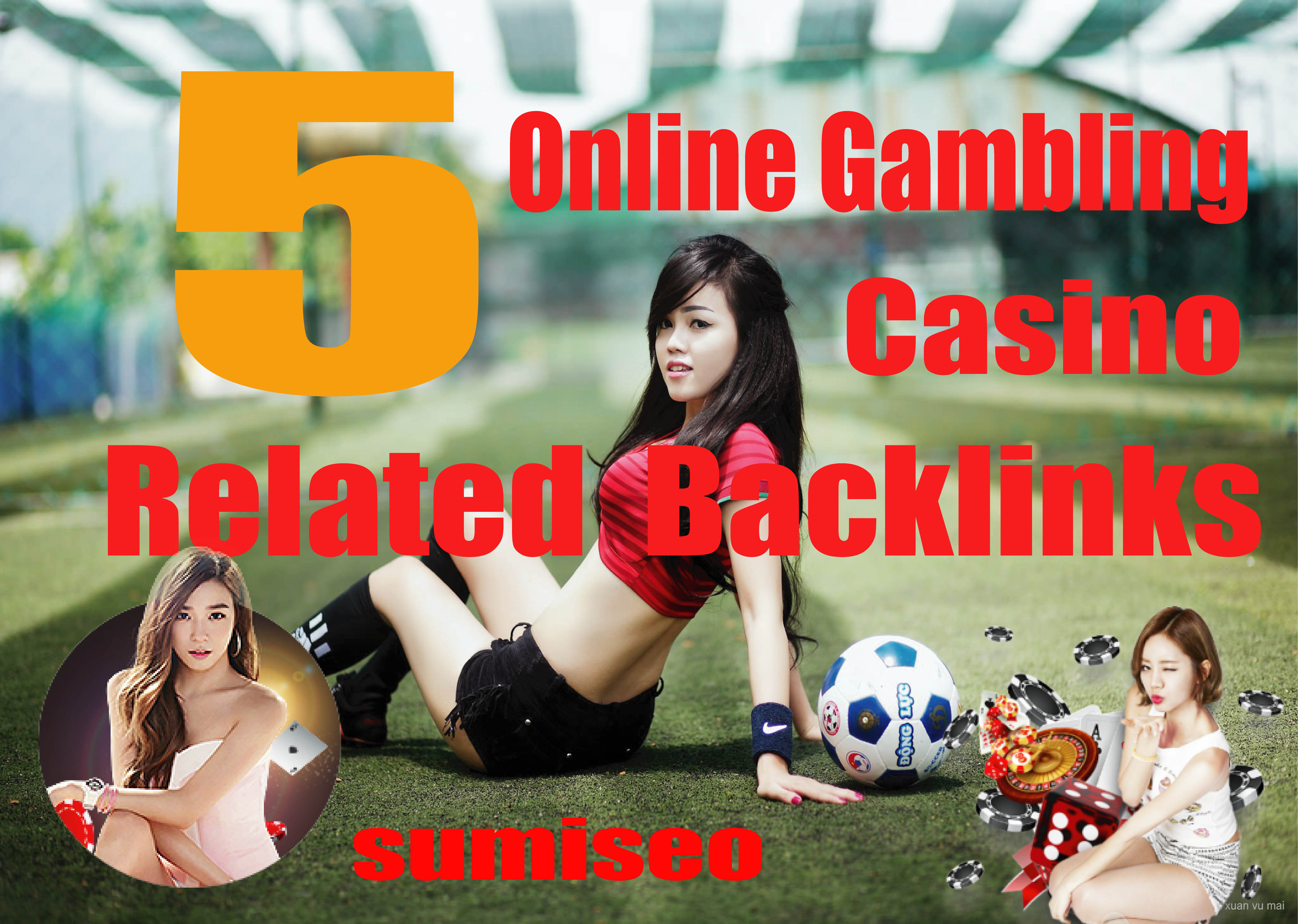 5 Casino PBN Links- Casino / Gambling / Poker / Betting / sports sites