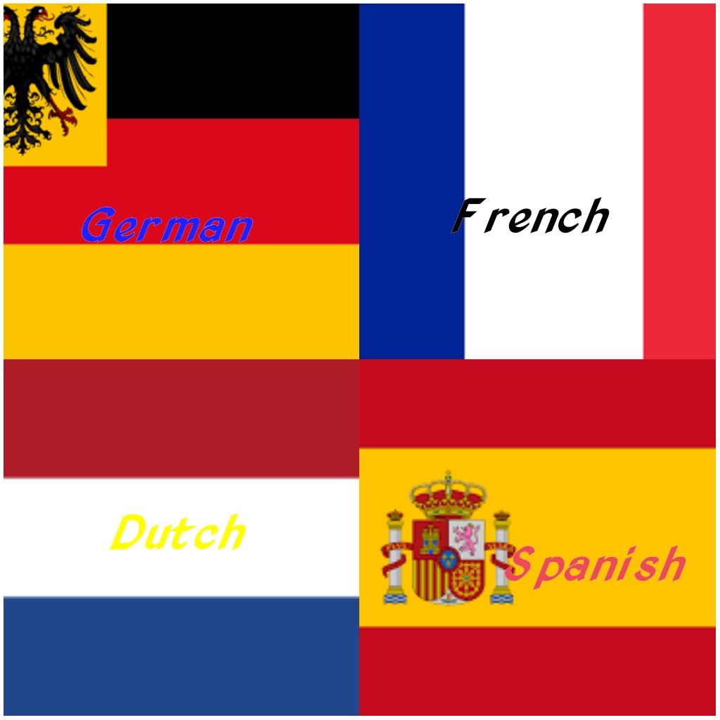Translate French,  Dutch,  German,  Spanish to English and vice versa