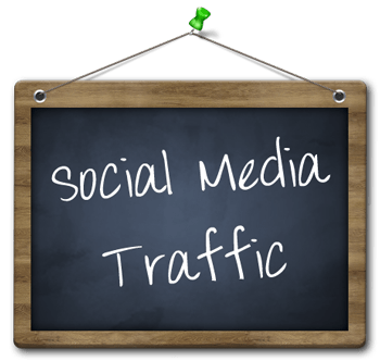 Drive 250 visitors a day to your website from our exclusive social media channels