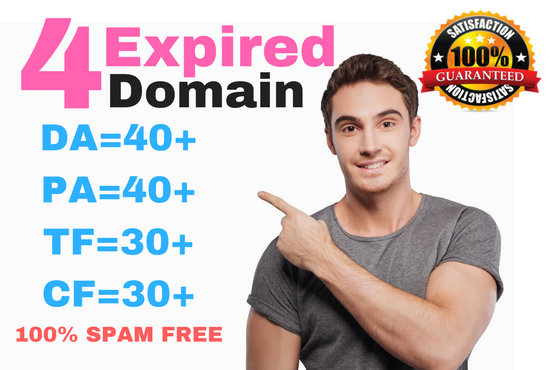 4 Expired Domain Research