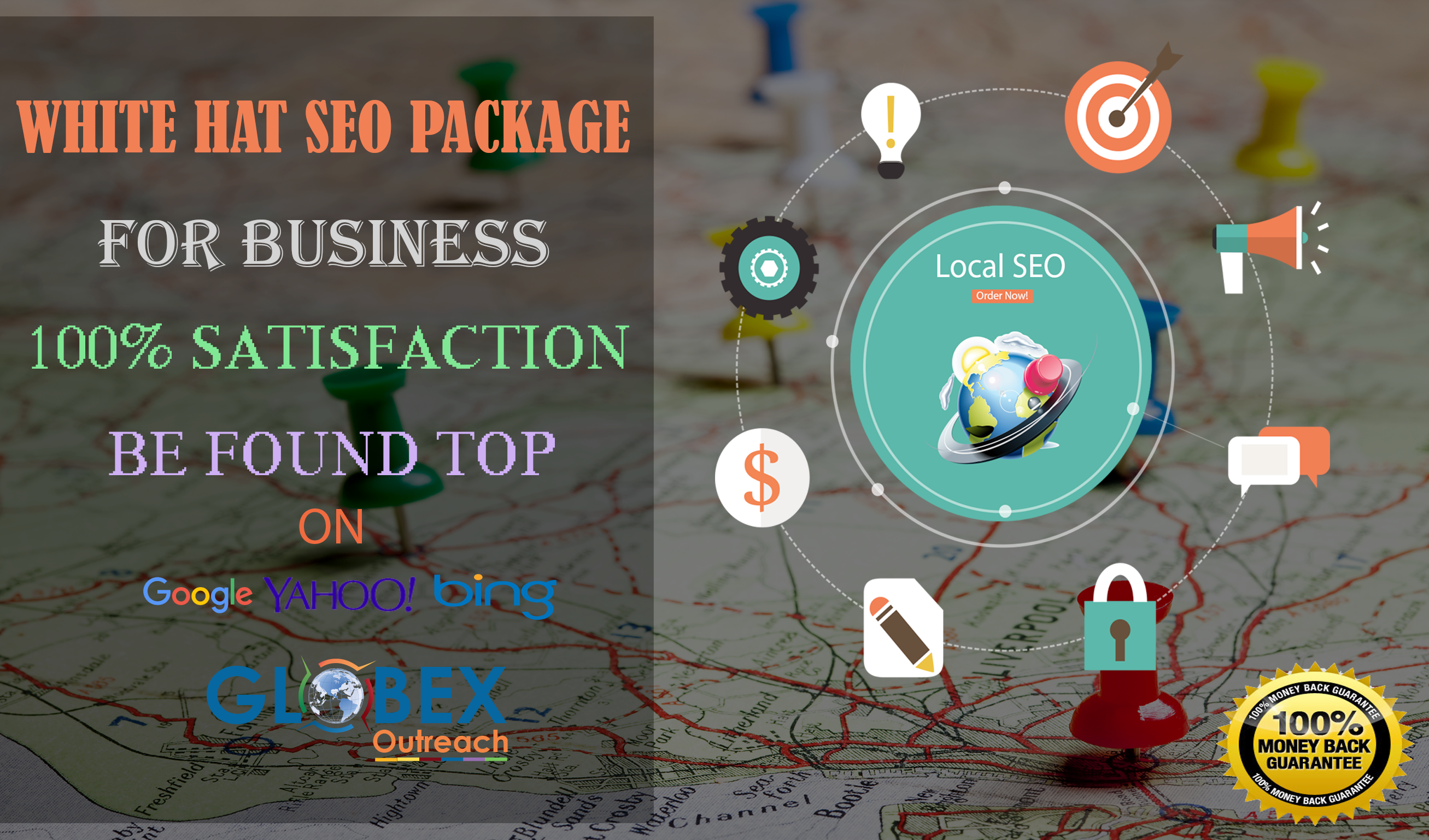 White Hat SEO Package