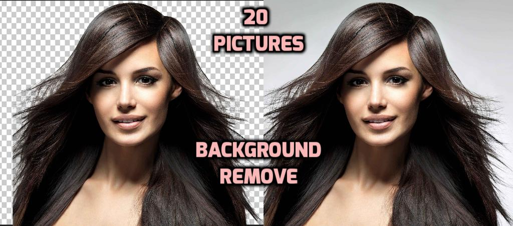 I'll remove Photos Background 20 photos in just 3 Hour