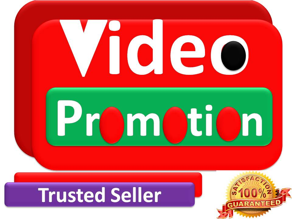 promote your video and get real 5000-5500 traffic with fast delivery