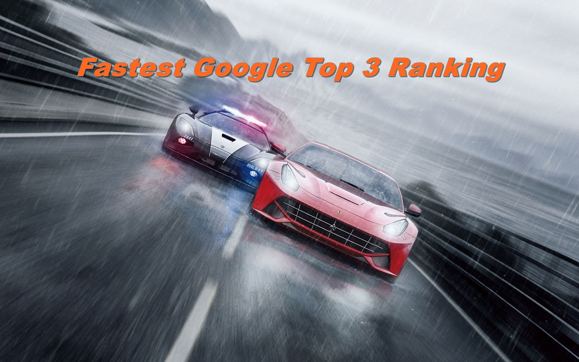 Guaranteed Google Top 3 Ranking For Your New website