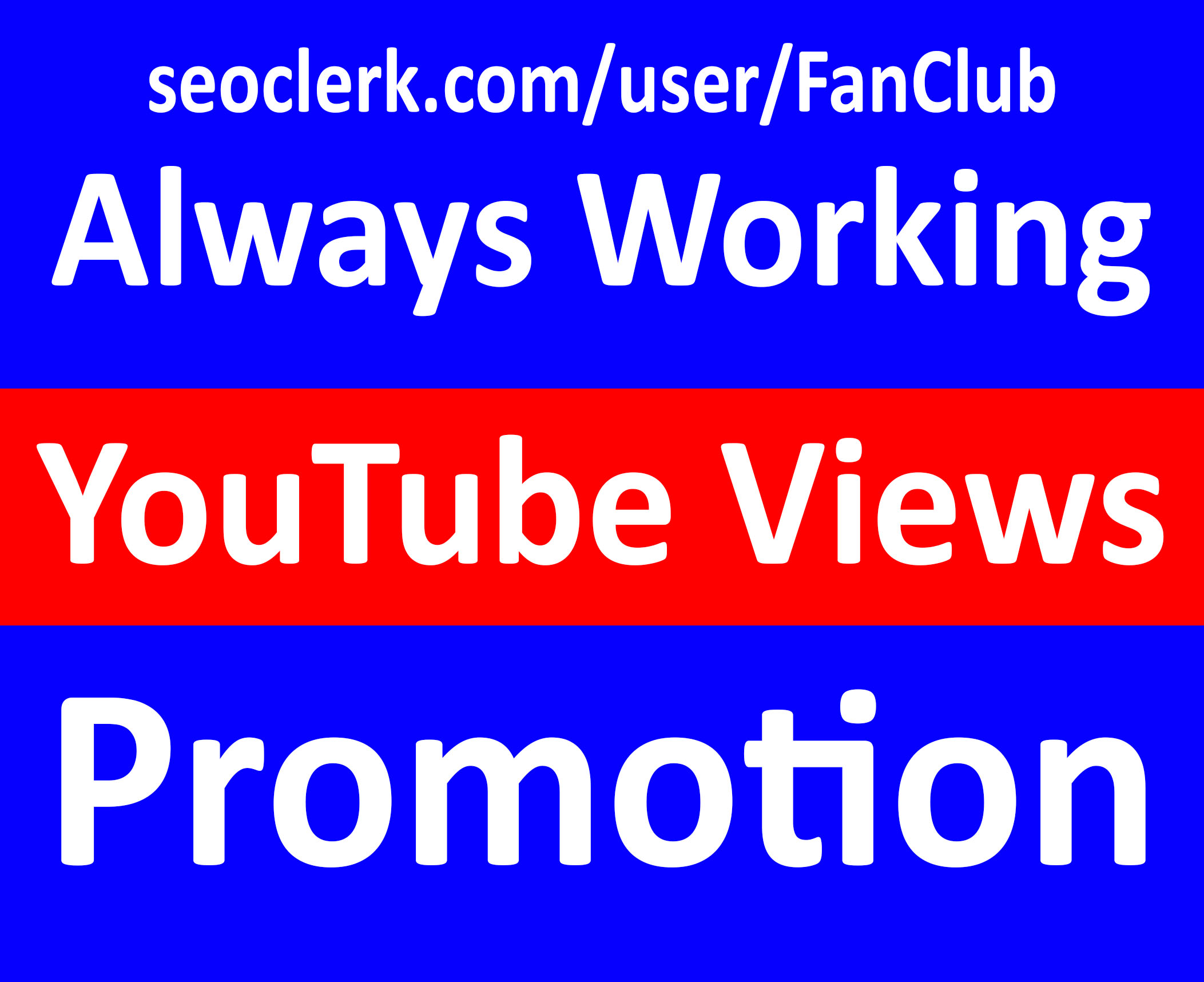 Quickly YouTube Video Marketing Promotion Guarantee