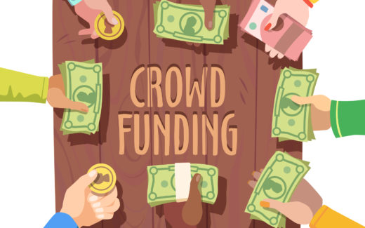 Write and Publish a Guest post on Professional Crowdfunding Websites