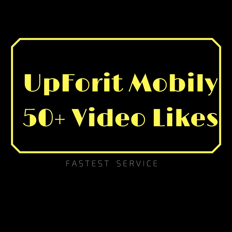 Instant 50+ Upforit Mobily Your Personal Video Likes Get in 24 hours Delivery