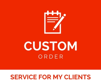 do custom service for my returning clients