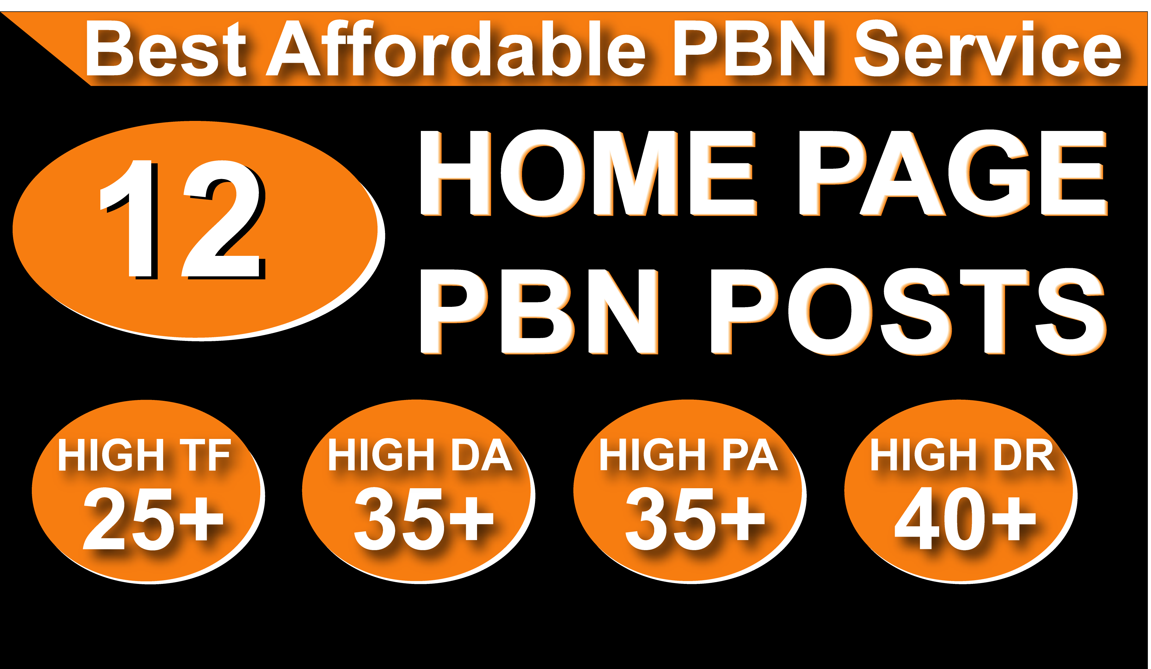 Homepage 12 PBN High 30 Plus DA PA CF TF Moz Authority Expired domain Backlinks