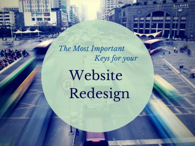 Instant redesign squarespace and wix website within few days