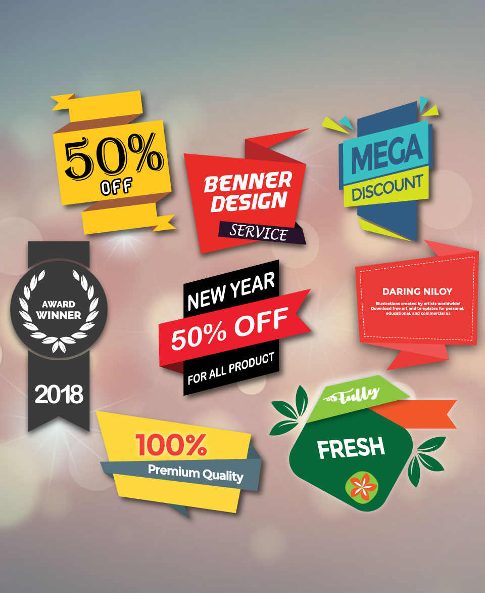 Design eye catching Banner, Flyers, Poster, Brochure and FB Cover