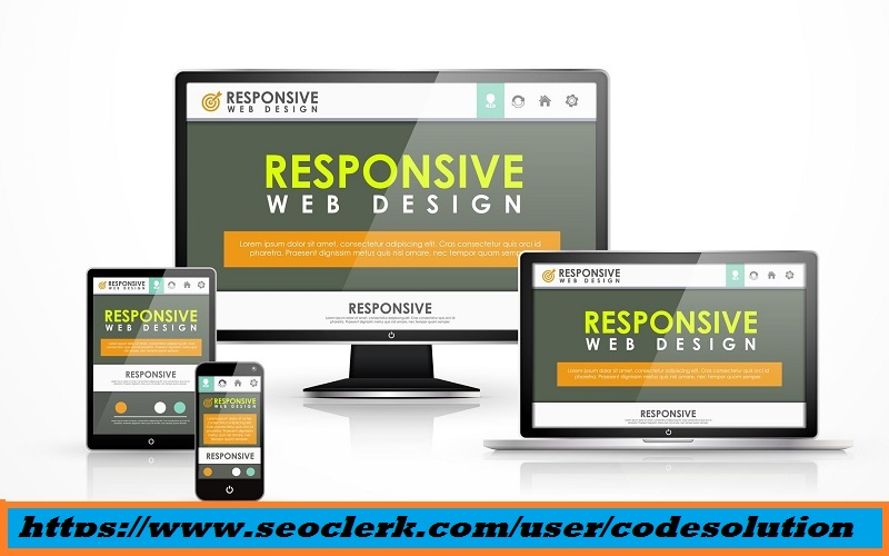 Instant Design And Develop Fully Responsive Website Nicely