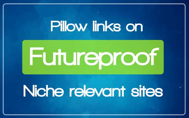 Pillow Links from Real Sites - Diversify your anchors safely