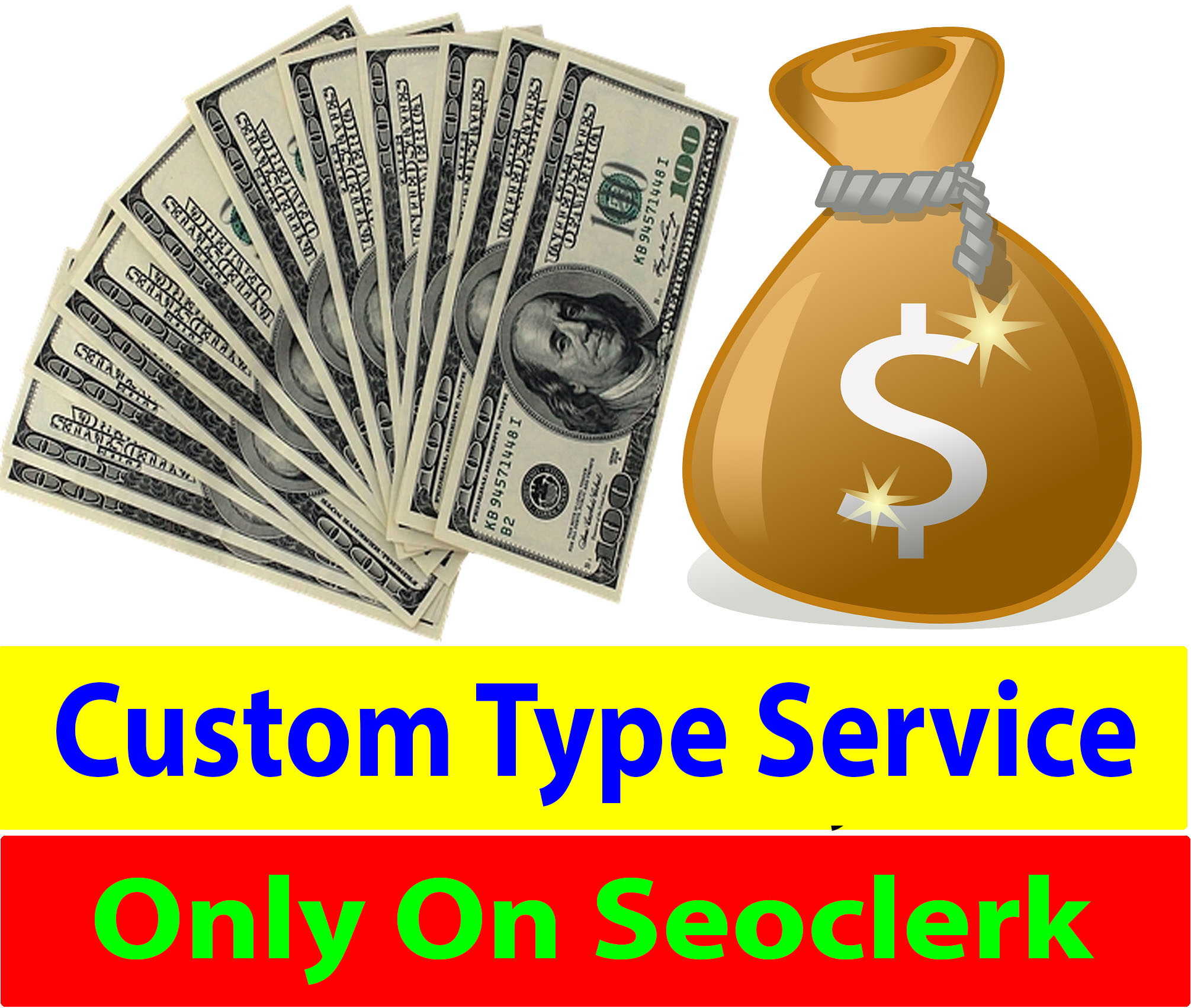 Custom Type Service For My Special Clients