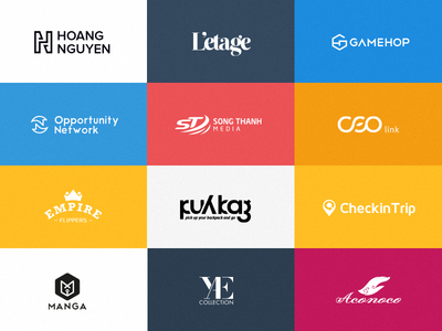 I am expert in logo designing. I will provide your design as you desire.