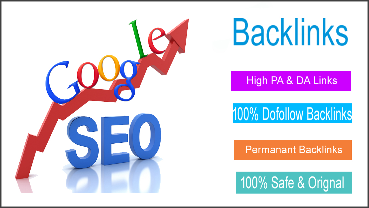 Get 20 High Quality DA PA Backlinks To Boost Your Website Rankings In Search Results