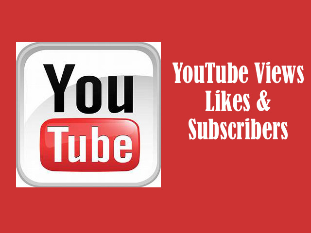 Buy High Quality 10,000+ YouTube Views or 2500+ YouTube Likes or 500+ YouTube Subscribers