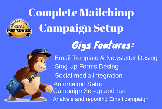 be your mailchimp expert