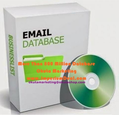 800 Million Database Package On Sale