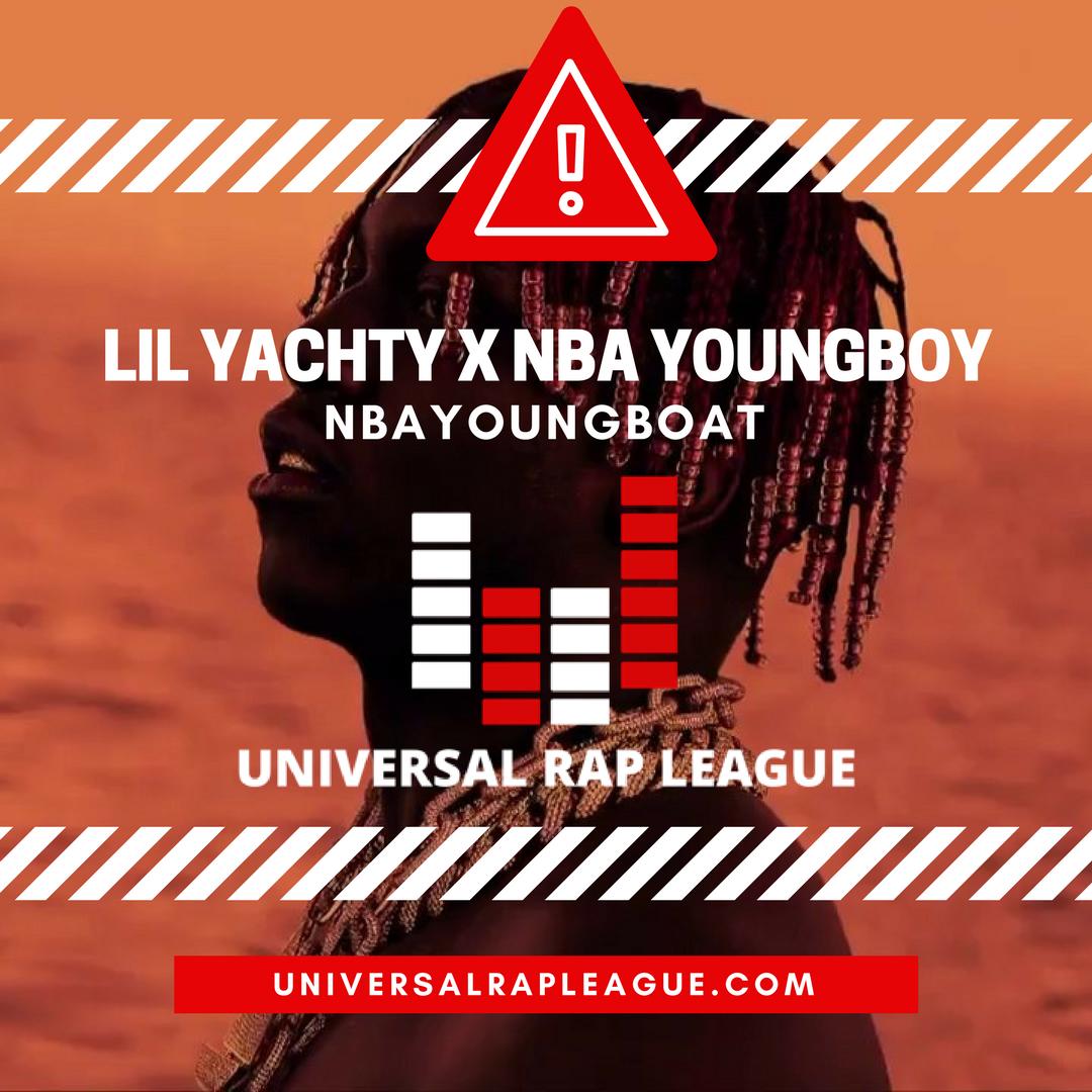Universal Rap League Exclusive Video Post