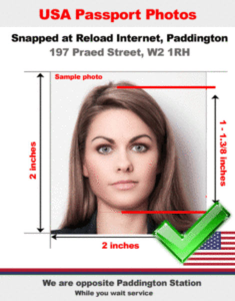 Do Passport/Visa Size Photo From Any Photo In 12 Hour