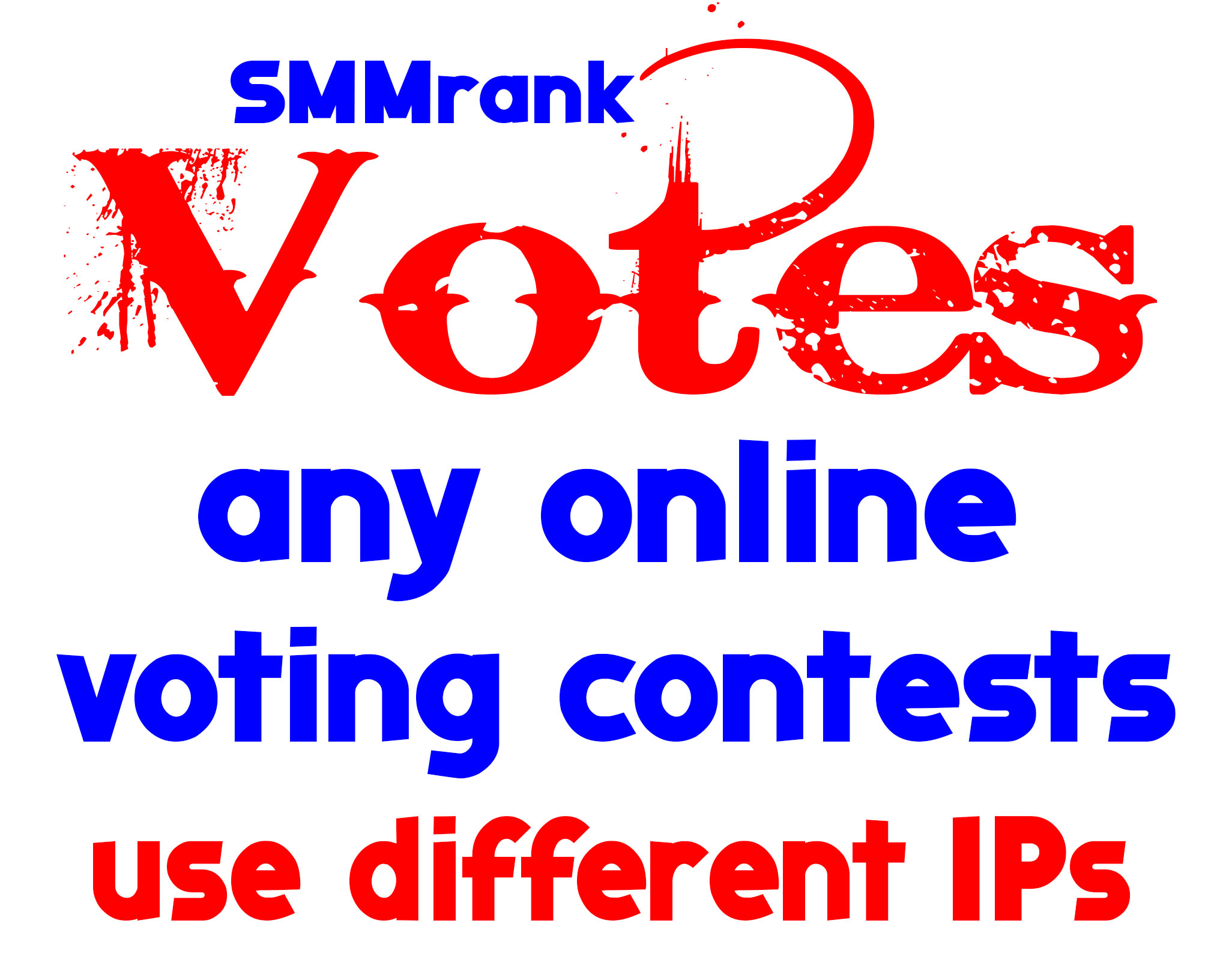Give 100+ Votes For Any Of Your On-line Voting Contests