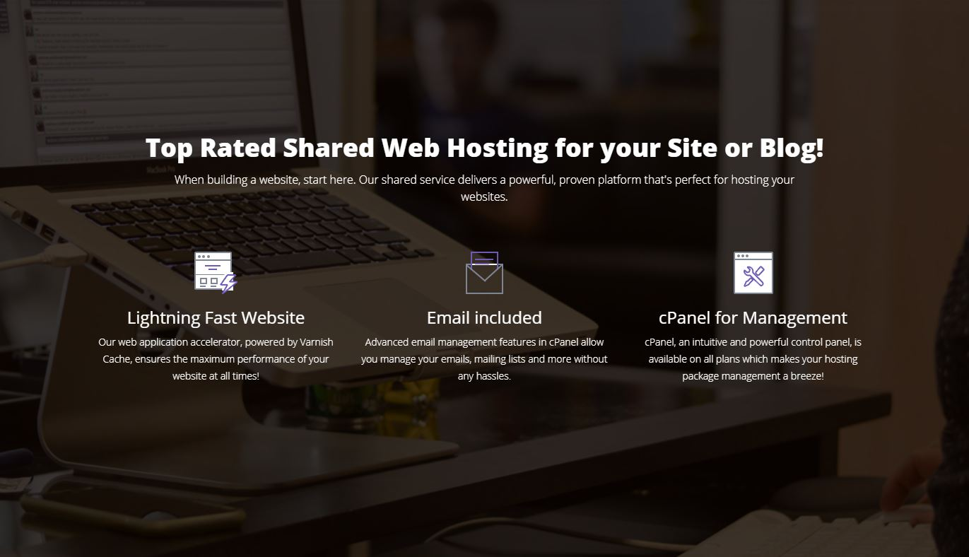 Unlimited Shared Hosting With Cpanel