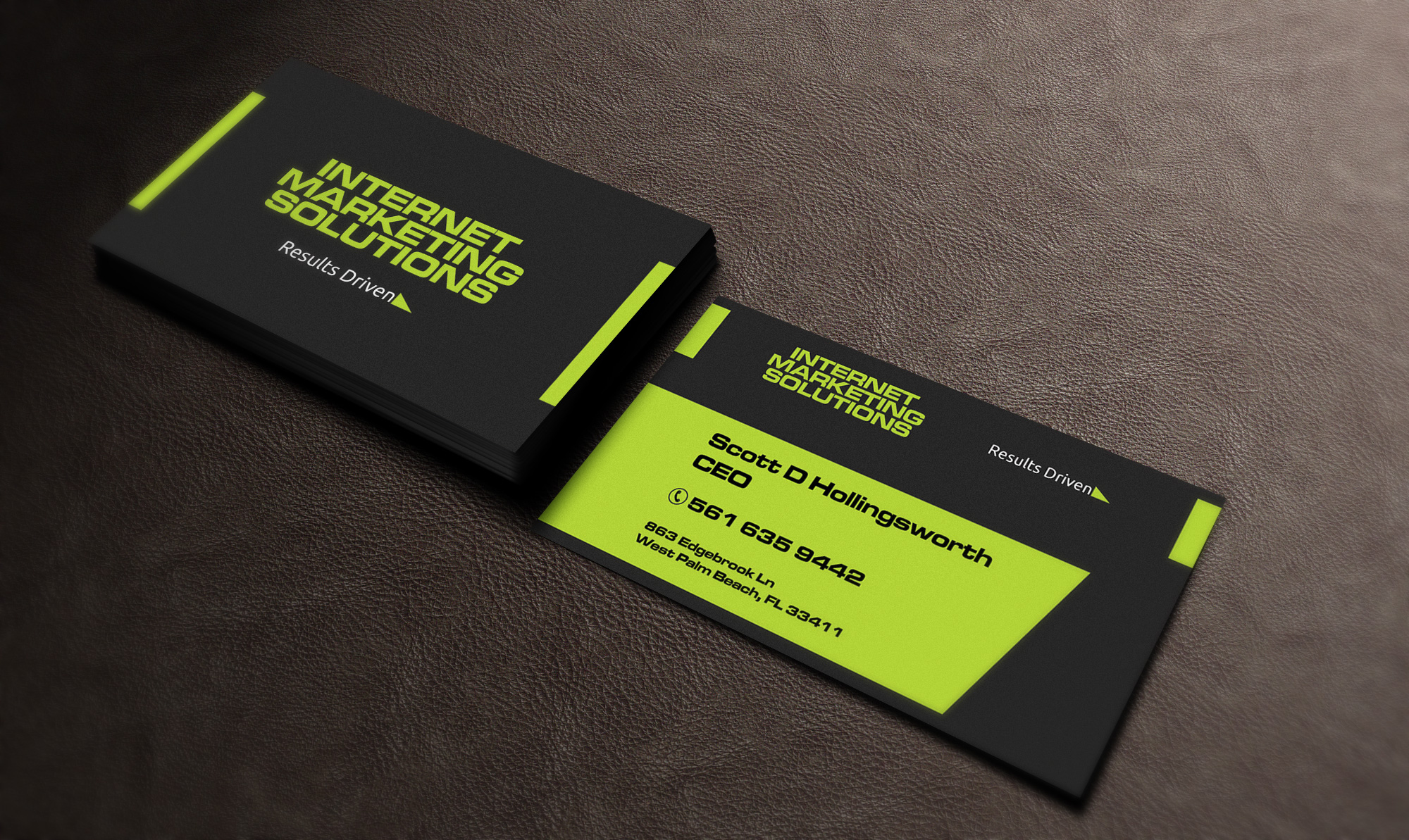 Design Your Professional And Attractive Business Card