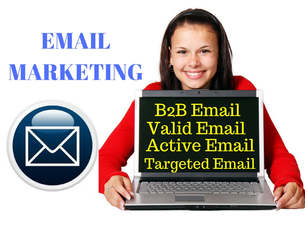 Give 1000 B2B Email List