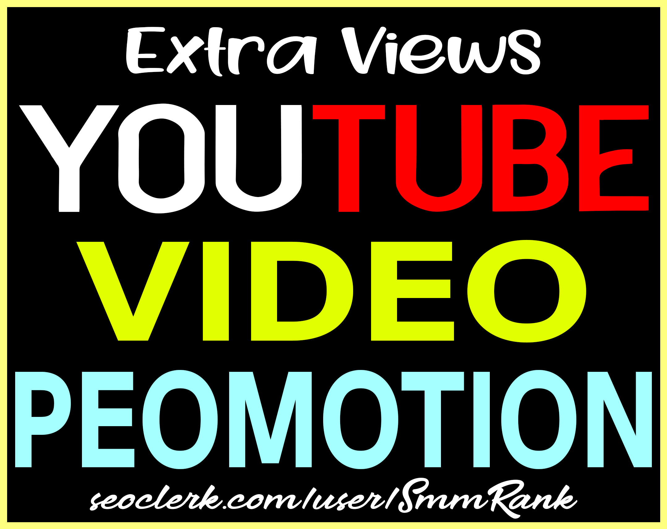 YouTube Video Promotion & Boost Your Marketing