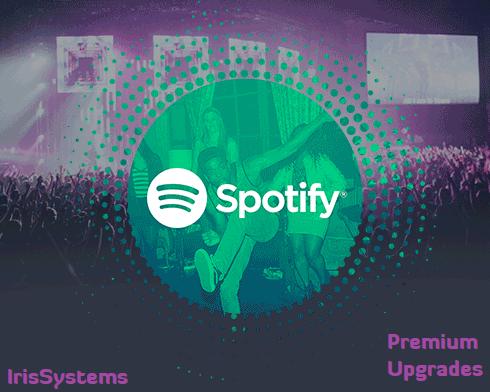 Spotify Upgrade Service - Lifetime