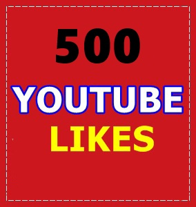 500+ High Quality Youtub.e Video Likes + 5 Subscriber
