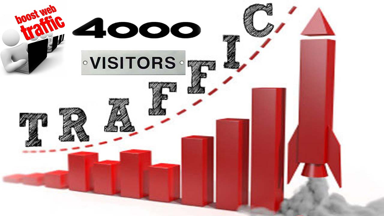 I will send a targeted traffic for your website and blog